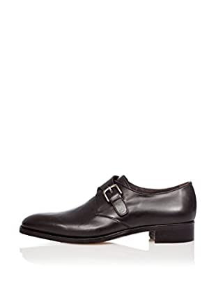 Zampiere Zapatos Monkstrap Hebilla