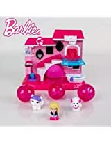 Squinkies Barbie Posh Pet Playset