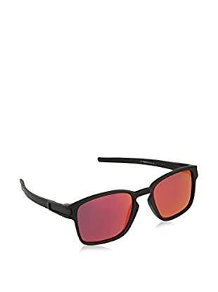 Oakley Gafas de Sol Latch Sq (52 mm) Negro