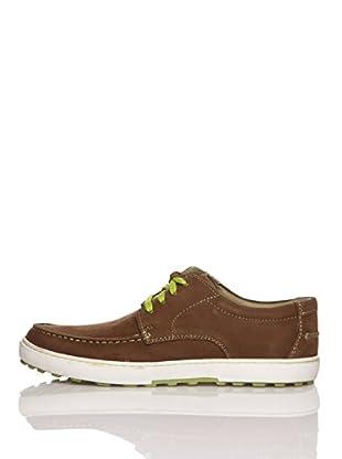 Zerimar Zapatos con Cordones Nobuck