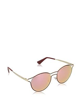 Prada Gafas de Sol 62SSSUN_USH5L2 (53 mm) Rojo