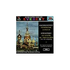Rachmaninov;Symphonic Dance