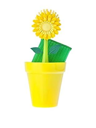 VIGAR Kit de Limpieza 3 Piezas Geranium Amarillo / Verde