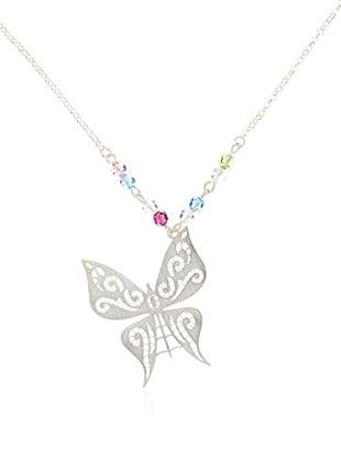 Silver One Halskette  Sterling-Silber 925