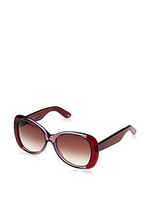 Bottega Veneta Sonnenbrille B.V.260/F/S (55 mm) bordeaux