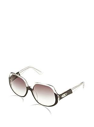 Pucci Sonnenbrille EP609S (57 mm) transparent/schwarz