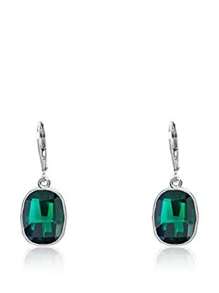 Absolute Crystals Pendientes Graphic Fancy Esmeralda