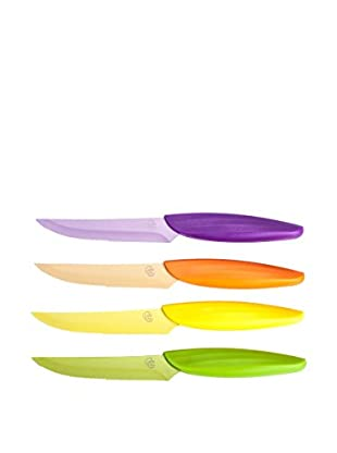 Gela 4-Piece Steak Knives Color, Multi