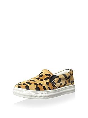 Chloe K Girl's Leopard Slip On