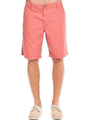 Dockers Pantalón (rojo lavado)