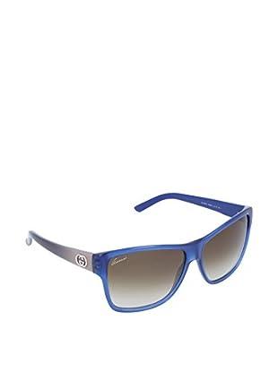 Gucci Sonnenbrille 3579/SCCWQ8 blau 58 mm