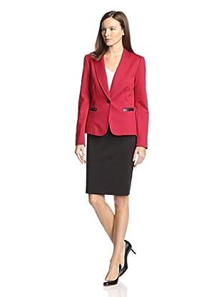 Tahari by ASL Women's Elie Skirt Suit