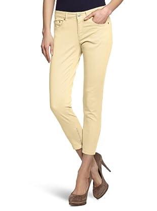 Turnover Jeans Normaler Bund (Giallo)