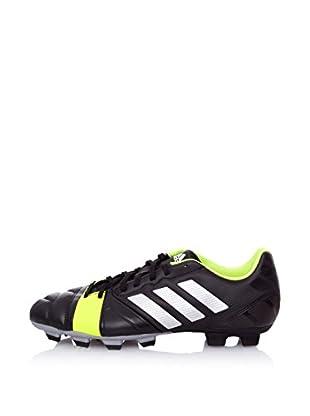 Adidas Botas Jinan (Negro / Amarillo)
