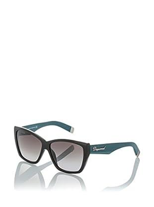 Dsquared2 Gafas de Sol DQ0085_05B60 Negro / Azul Petróleo