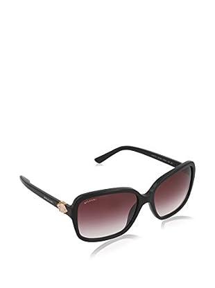 Bulgari Gafas de Sol 8150B 501/ 8H (58 mm) Negro