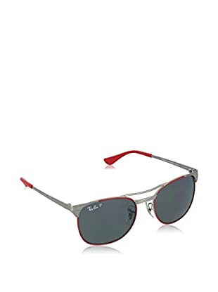Ray-Ban Gafas de Sol Polarized 9540S_218/2V (49 mm) Metal / Rojo