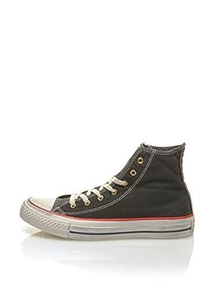 Converse Zapatillas Washed (Negro)