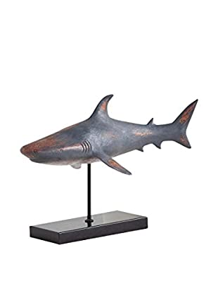 Mercana Swimming Shark Statue I
