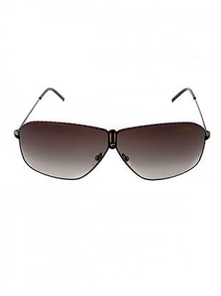 Carrera Funky Sonnenbrille Unisex Metall grau/braun/schwarz