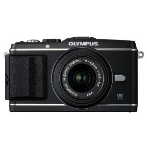 Olympus PEN E-P3 Mirrorless
