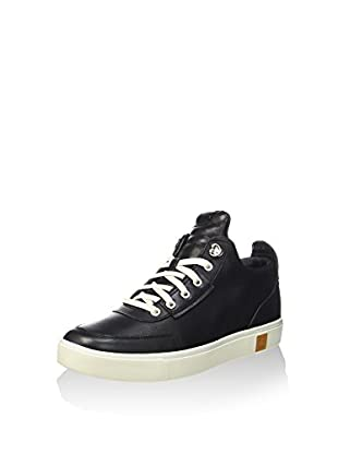 Timberland Zapatillas abotinadas Amherst High Top Chu Black