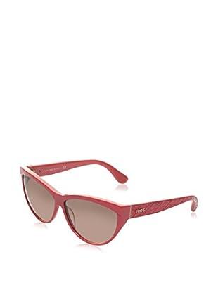 Tod'S Gafas de Sol TO0086 (62 mm) Rojo