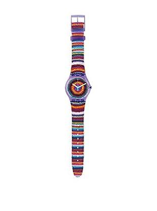 Swatch Reloj de cuarzo Unisex Uncinetto  41 mm