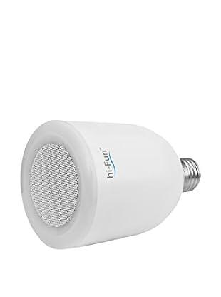 Hi-Fun Lampe mit Lautsprecher Hi-Led Bluetooth E27