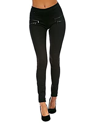 French Code Jeggings Isabella