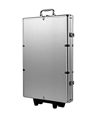 1000-Piece Chip Case Trolley, Multi