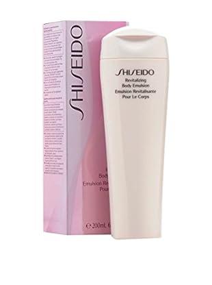 Shiseido Körperemulsion Revitalizing 200.0 ml, Preis/100 ml: 15 EUR