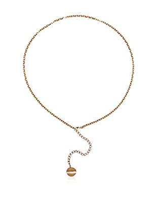 Borbonese Collar Charms Vite Dorado