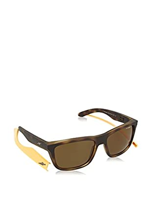 Arnette Gafas de Sol Polarized Syndrome (57 mm) Havana 57