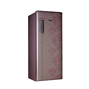 Whirlpool 205 I-Magic 5G Direct Cool Refrigerator (190L:5 Star) - Pink Orchid