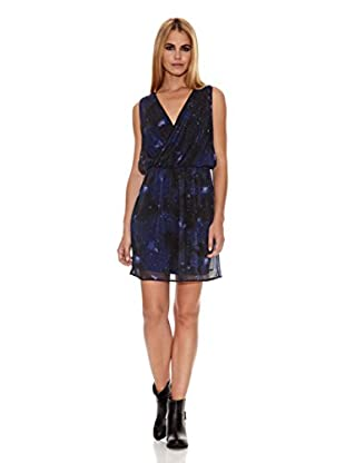 Pepe Jeans London Vestido Rosy (Azul)