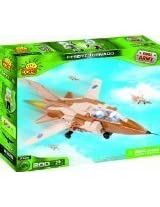 Cobi 2325 Small Army Torndao in the Desert Camouflage, 200 Pcs Building Bricks by COBI