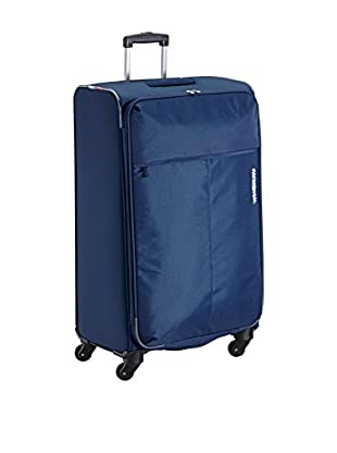 American Tourister Trolley, halbstarr AT Toulouse 2.0 Spinner marine 78 cm