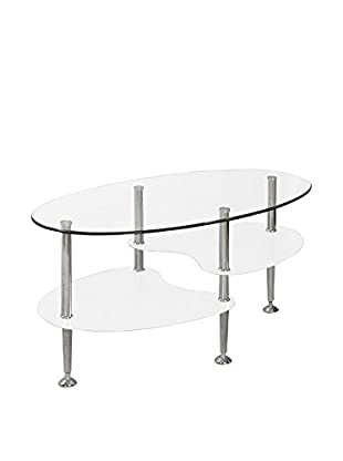 Evergreen Home Couchtisch transparent