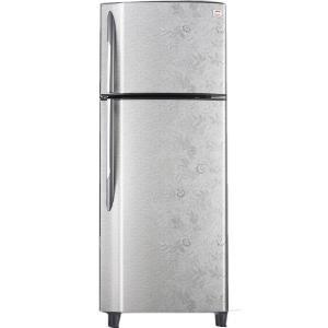 Godrej 240L 4 Star RT EON 240 PS 5.2 Double Door Refrigerator-Lush Silver