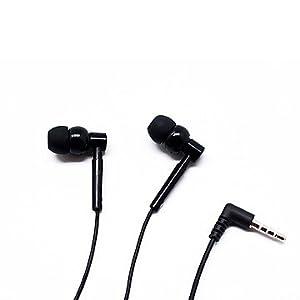 Zoook ZK-ZM-E100 in-ear Headphones (Black)