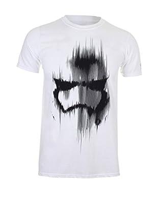 Star Wars T-Shirt Trooper Mask