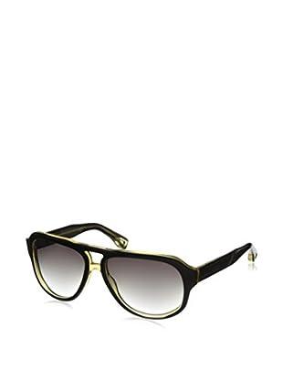 DITA Women's Anvil Sunglasses, Black/Yellow