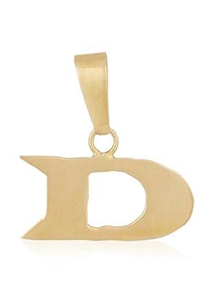 Gold & Diamonds Pendente oro giallo 18 Kt