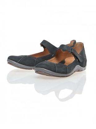 Clarks Zapatos Drape (Negro)