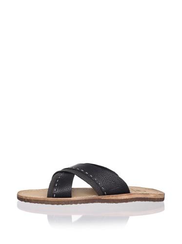 J Artola Men's Dixon Sandal (Black)