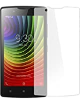 Dashmesh Shopping Anti Explosion Premium Tempered Glass , 9H Hardness, 2.5D Curved Edge, Ultra Clear, Anti-Scratch, Bubble Free, Anti-Fingerprints & Oil Stains Coating for Lenovo A2010