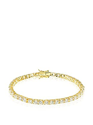 CZ BY KENNETH JAY LANE Armband Med Tennis Classic