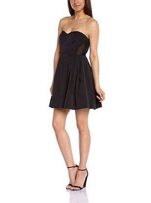 Manoukian Vestido Pario (Negro)
