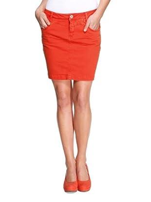 s.Oliver Falda Maureen (Naranja)